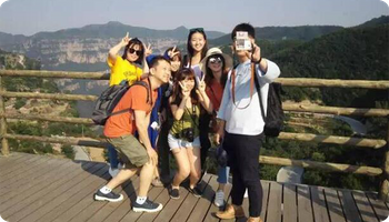 [Love in the Grand Canyon, Meet together ] Taiwan travel Taihang Grand Canyon exploration trip